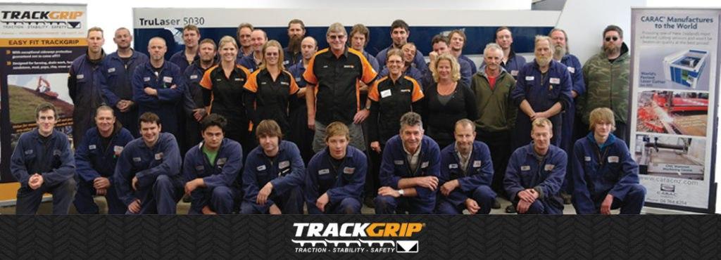 Trackgrip-team