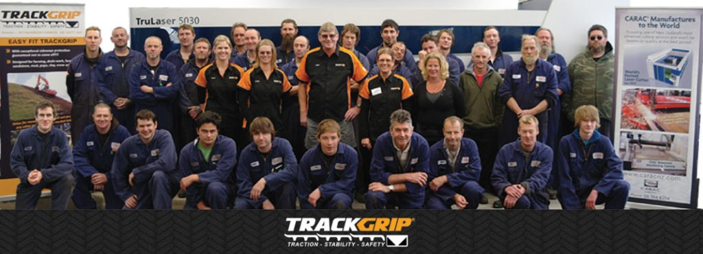Trackgrip-team